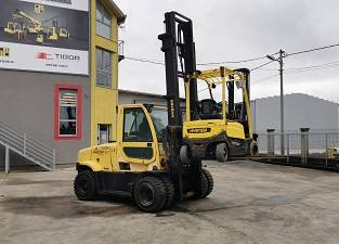 Hyster H8.0FT.9, Diesel counterbalance Forklifts, Material Handling