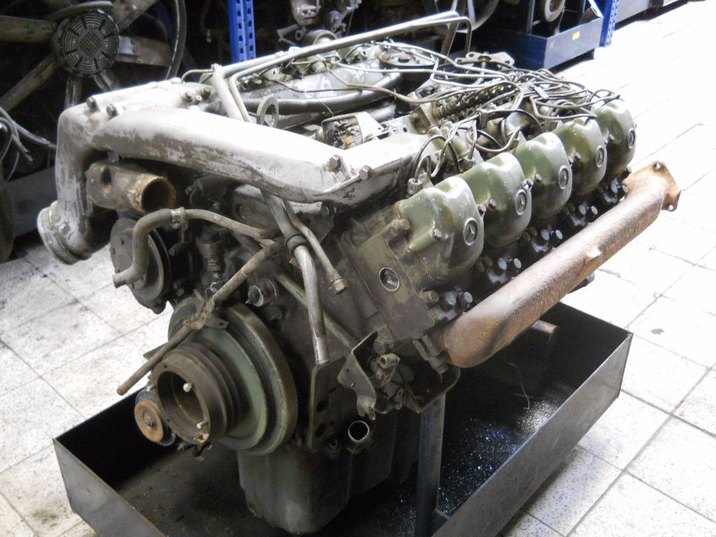 Used mercedes benz om423 om 423 engines for sale for Mercedes benz rebuilt engines