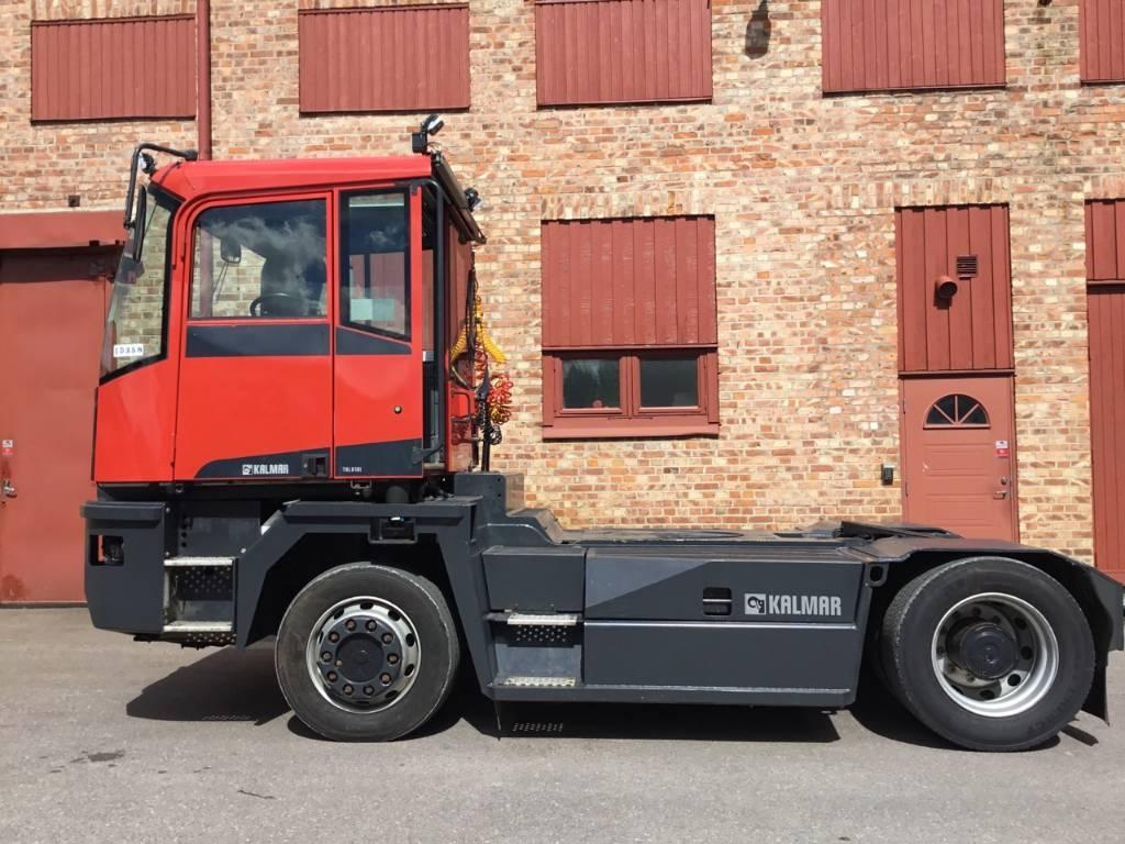 Kalmar TRL 618 i, Terminaltraktorer, Materialhantering