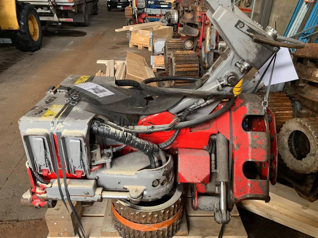 Log Max 5000C, Skördaraggregat, Skogsmaskiner