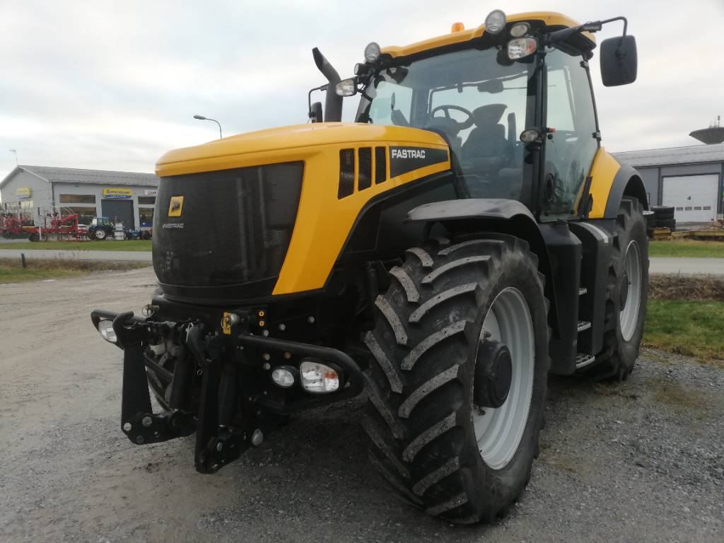 JCB Fastrac 8310, Traktorit, Maatalous