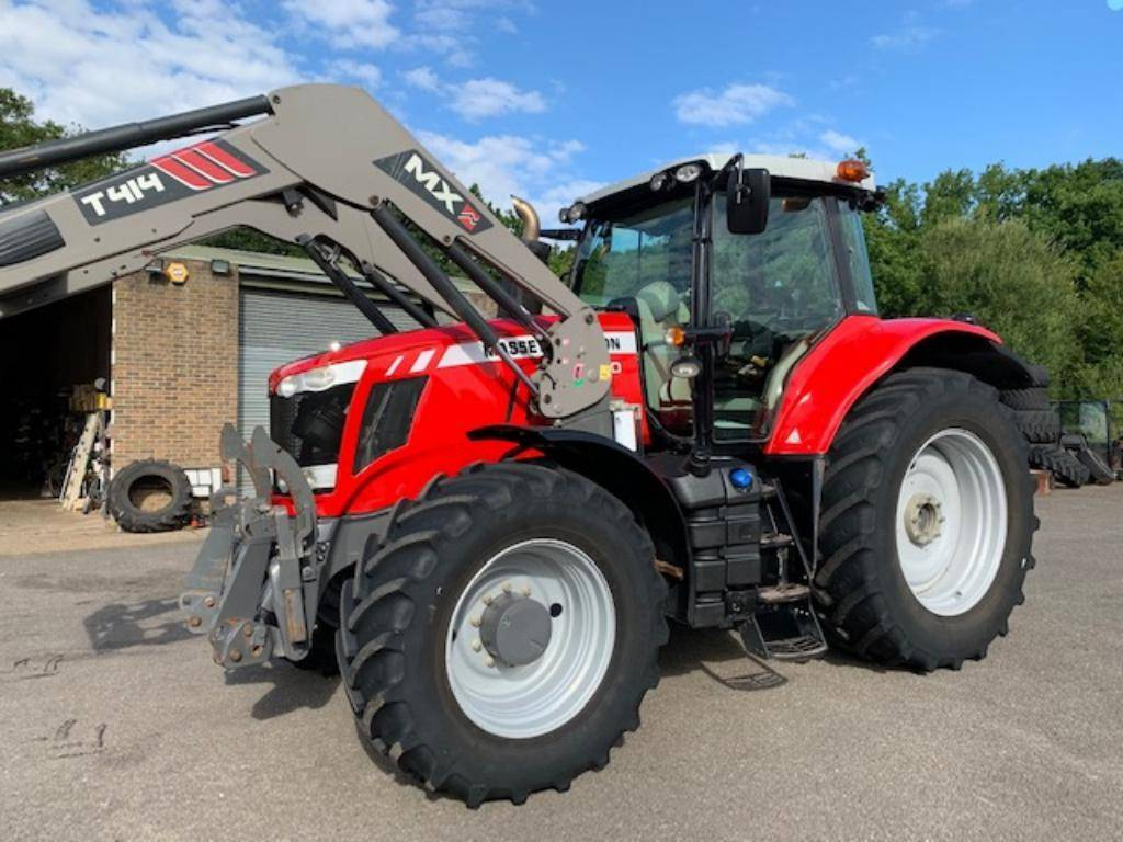 Massey Ferguson 7720 Dyna 6, Tractors, Agriculture