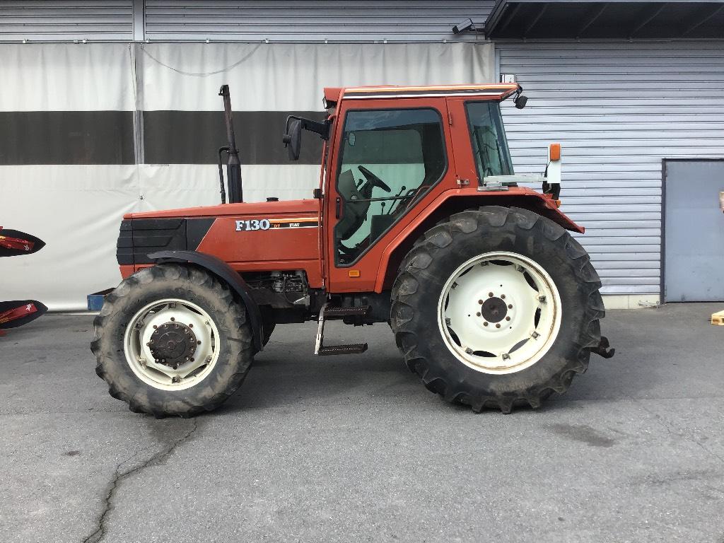 Fiatagri Winner 130, Traktorit, Maatalous