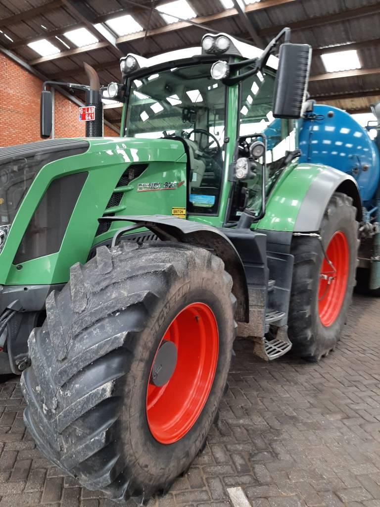 Fendt 828 VARIO, Tractoren, Landbouw