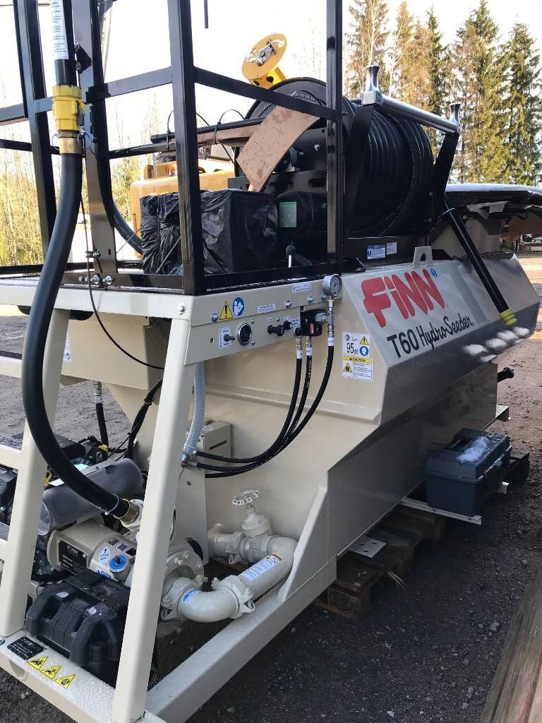 Finn T-60, Other groundcare machines, Groundcare