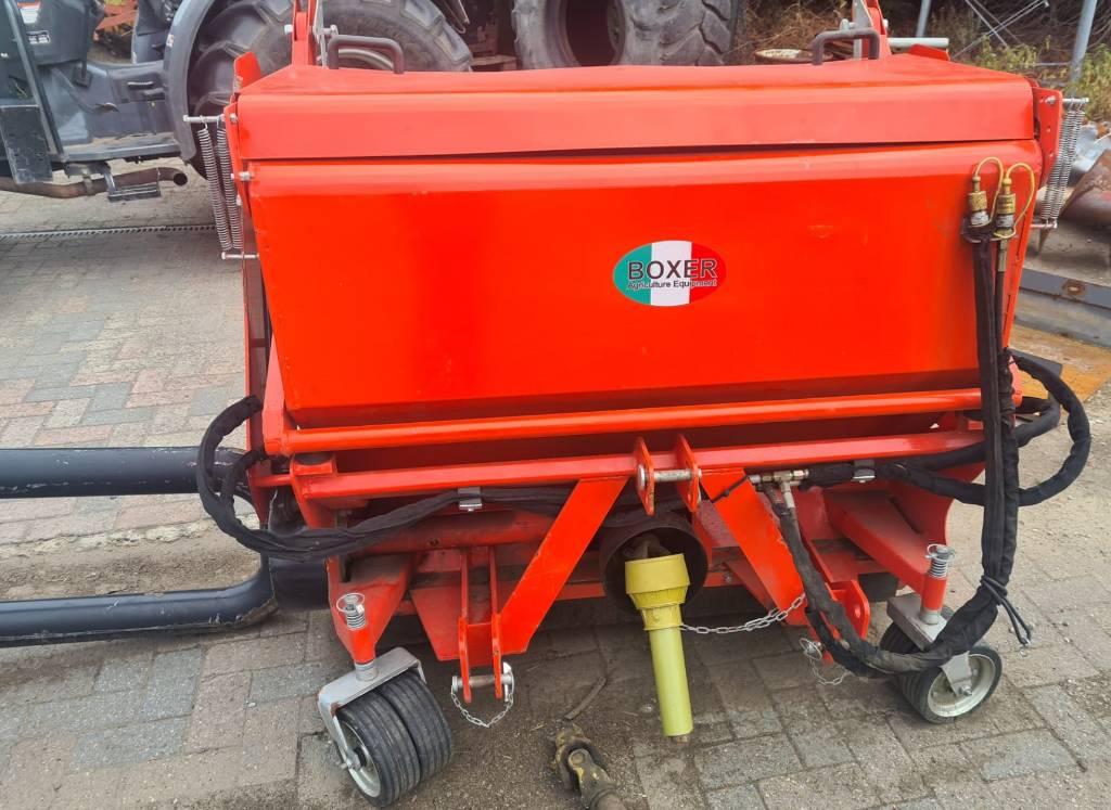 Boxer FCN125, Klepelmaaiers, Landbouw