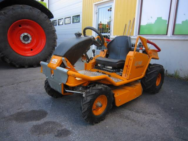 As-Motor SHERBA 940, Päältäajettavat ruohonleikkurit, Ympäristökoneet