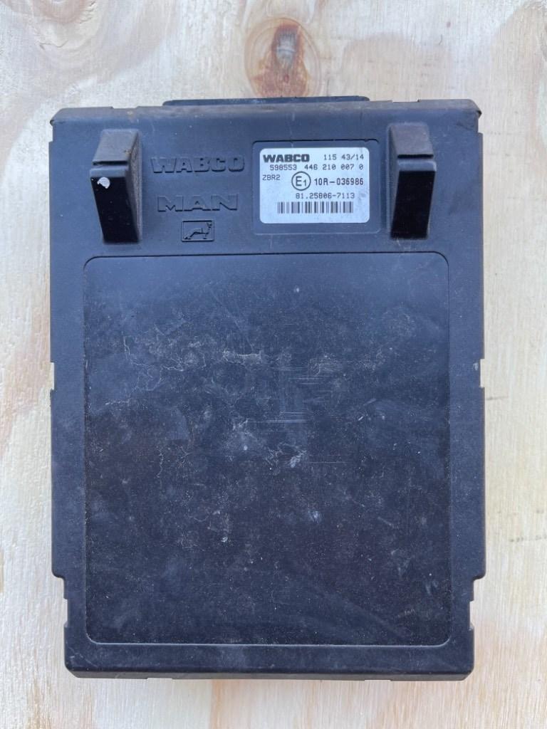 MAN KONTROL BOKS / ECU (P/N: 81.25806-7113), Elektronik, Transport