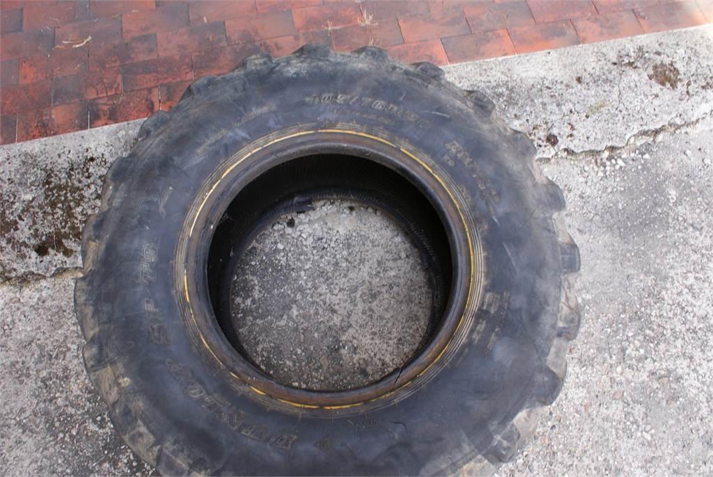 Dunlop 405/70R20, Banden, wielen en velgen, Landbouw