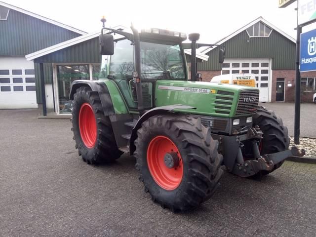 Fendt Favorit 514 C, Tractoren, Landbouw