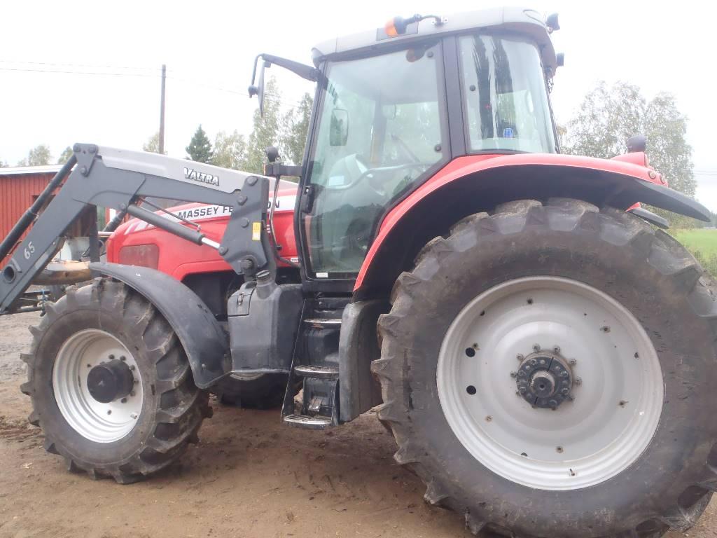 Massey Ferguson 6499 Dyna4, Traktorit, Maatalous