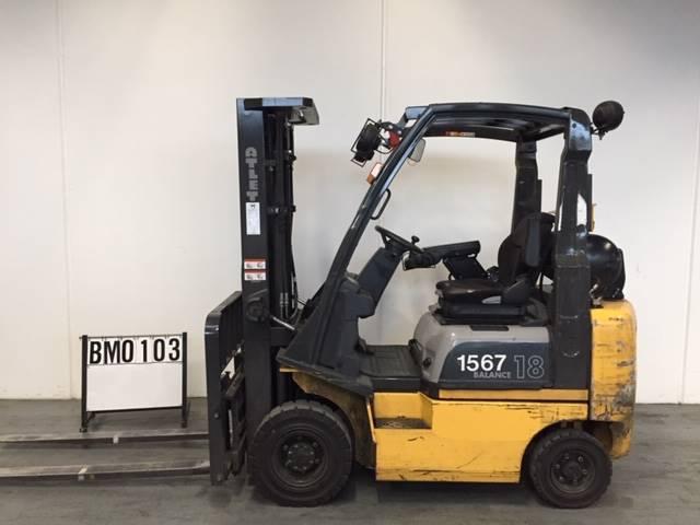 Atlet Balance GL-18 (BM0103), LPG gaffeltrucks, Trucks