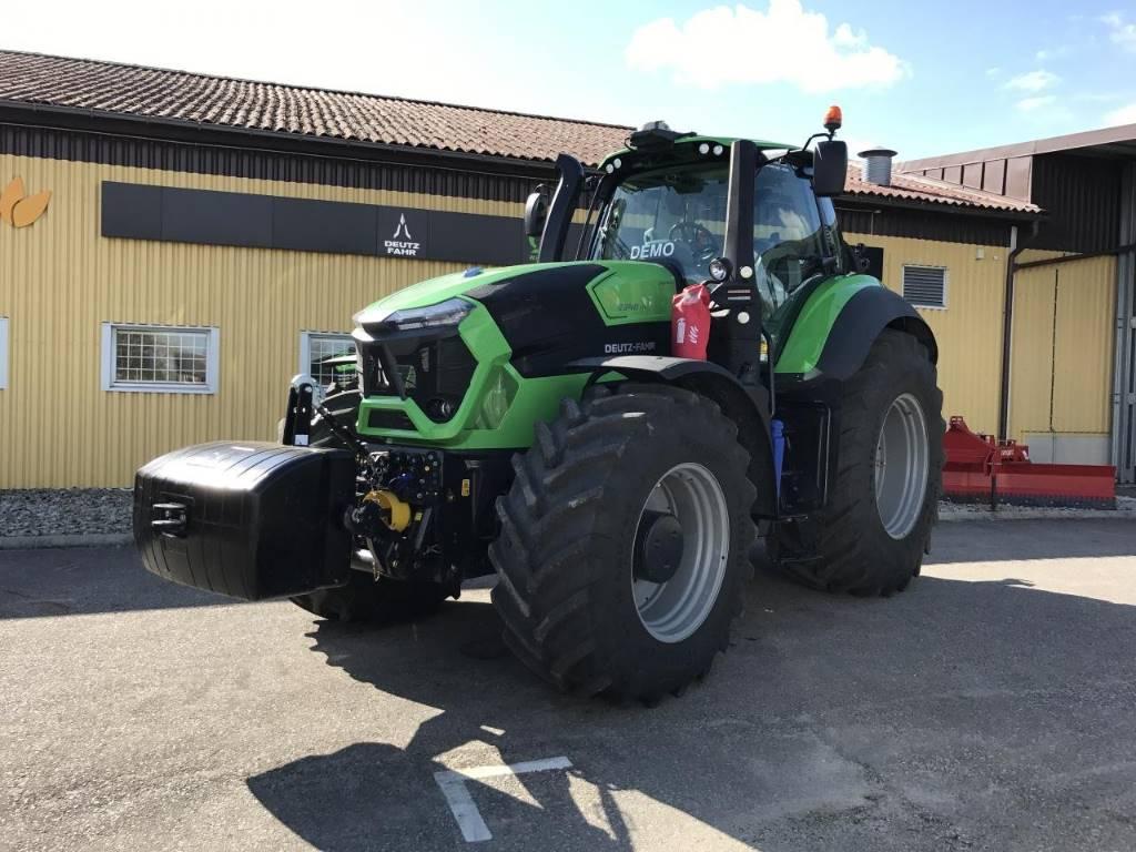 Deutz-Fahr 9340TTV, Traktorer, Lantbruk