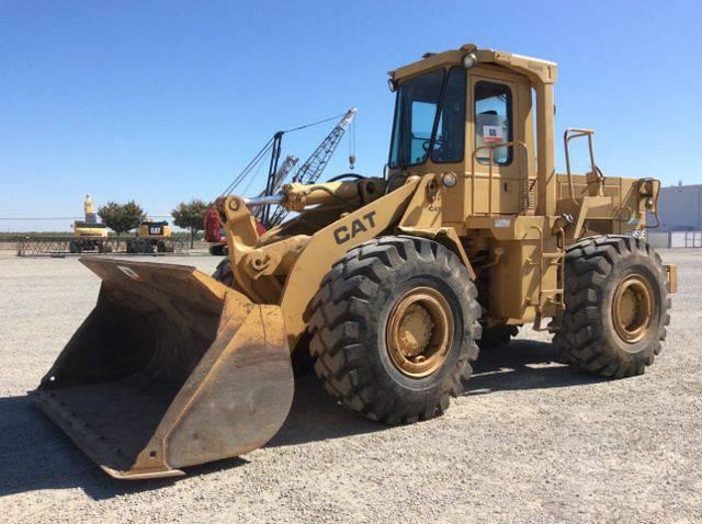 Caterpillar 950E, Wheel Loaders, Construction Equipment