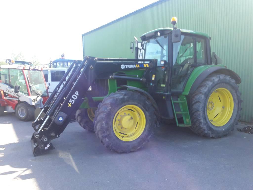 John Deere 6530E, Traktorer, Lantbruk