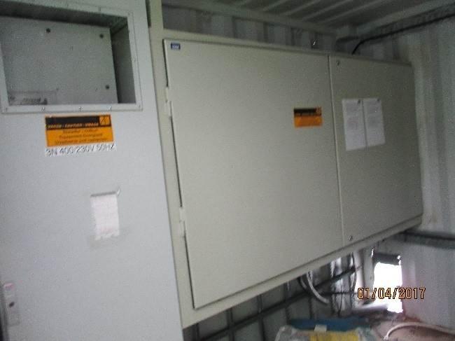 [Other] Noratel 3-fas transformator 1000 v, Övrig gruvutrustning, Entreprenad