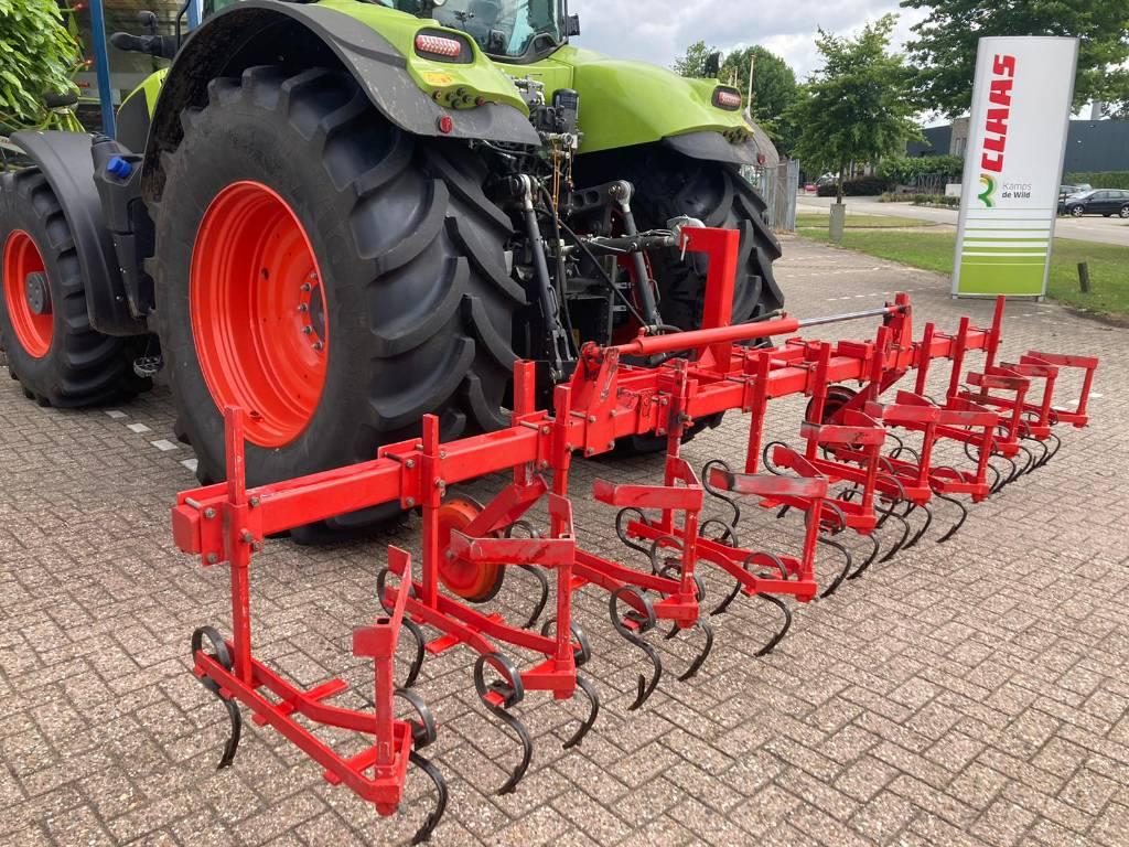 Schoffelmachine 9 rijen (bv Prei), Cultivators, Agriculture
