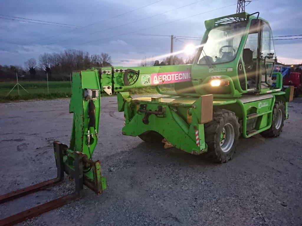 Merlo Roto 38.16, Telescopic Handlers, Construction Equipment
