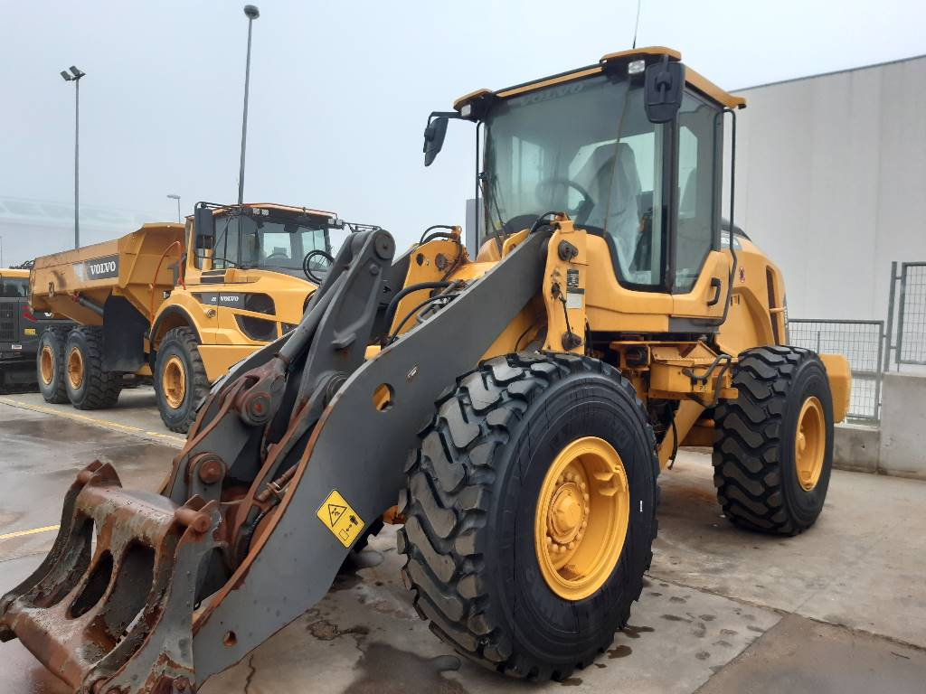 Volvo L 90 H BL, Mini Loader, Construction Equipment