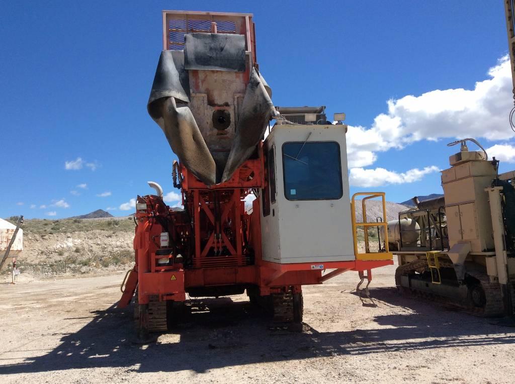 Sandvik DM25KS DL224, Surface drill rigs, Construction Equipment