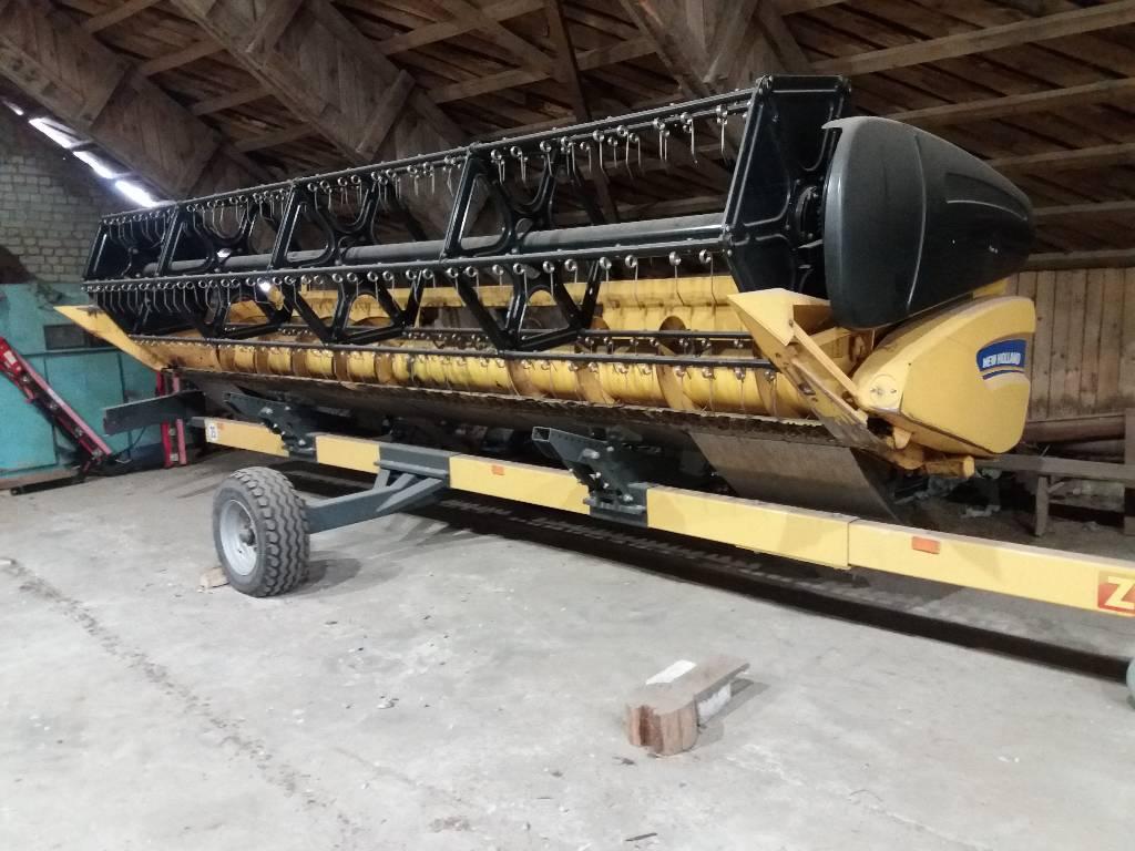 New Holland TC 5.80 RS, Kombainid, Põllumajandus