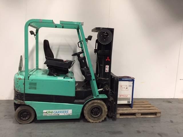 Mitsubishi FB25KPAC, Electric forklift trucks, Material Handling