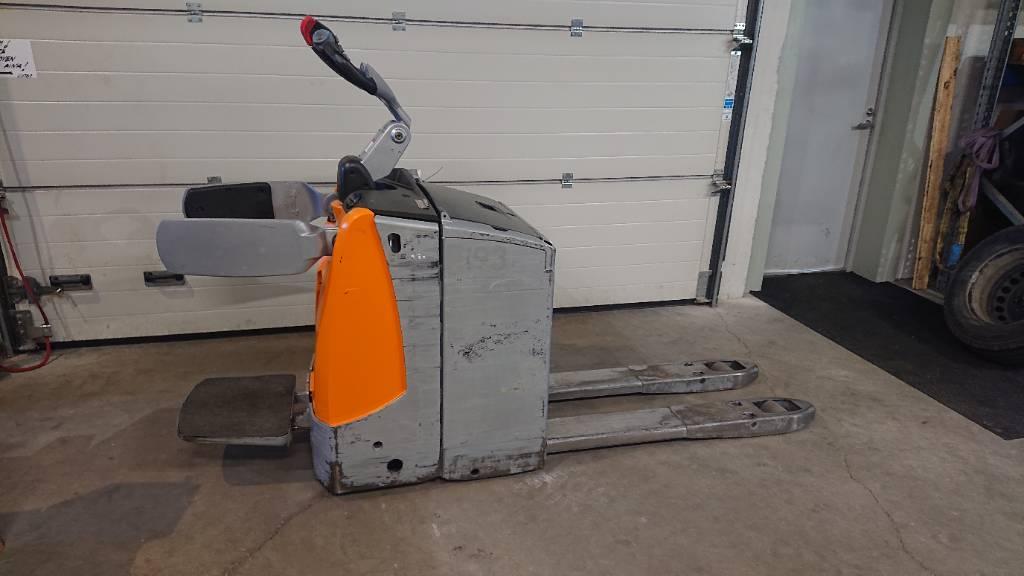 Still EXU-SF20, Lavansiirtotrukit ajotasolla, Materiaalinkäsittely