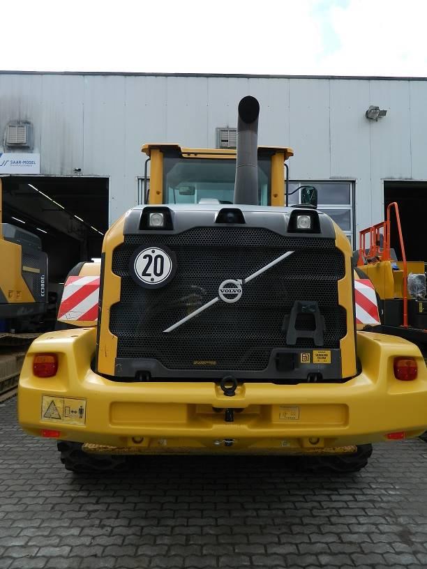 Volvo L 110 G, Radlader, Baumaschinen