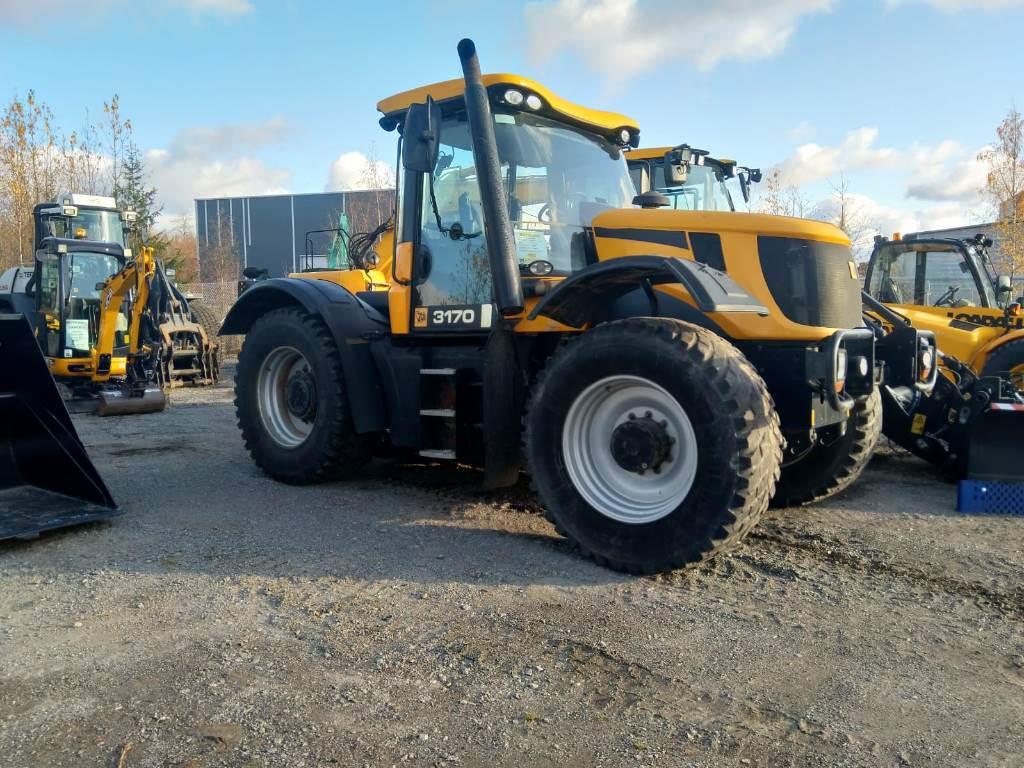 JCB FST 3170, Traktorit, Maatalous