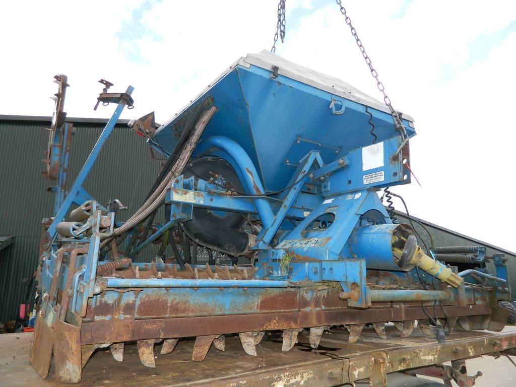 Rabe Turbodrill T300, Kombinētās sējmašīnas, Lauksaimniecība