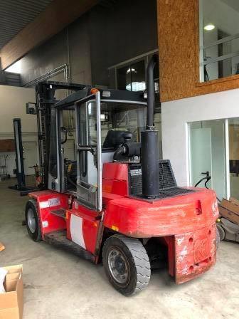 Kalmar DCD60-6, Diesel trucks, Material Handling