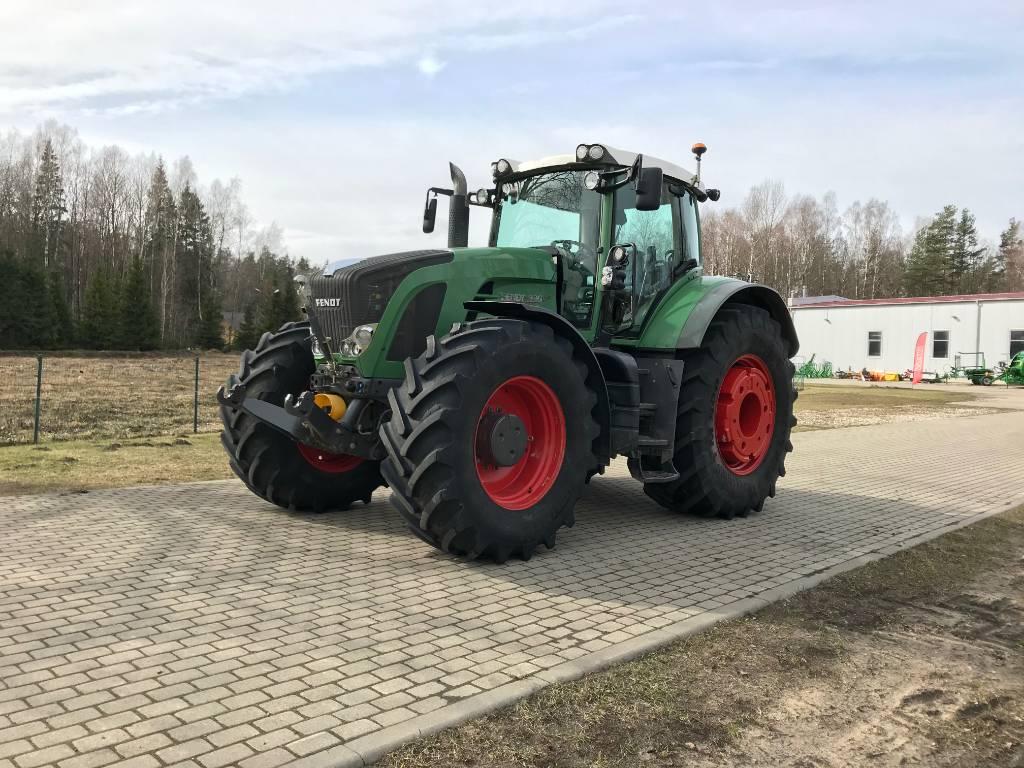 Fendt 936 Vario, Traktori, Lauksaimniecība