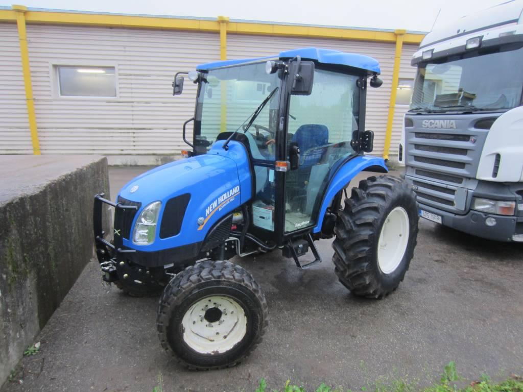 New Holland Boomer 45CVT, Traktorid, Põllumajandus