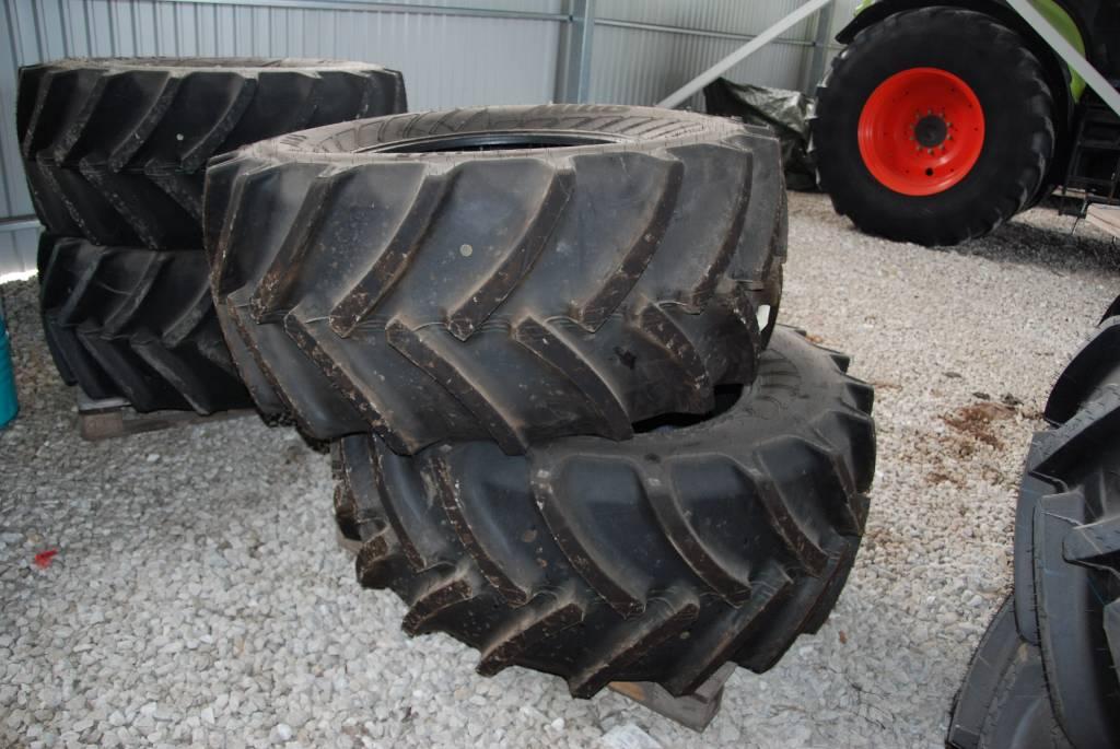 Mitas 600/65R28, Rattad, Põllumajandus