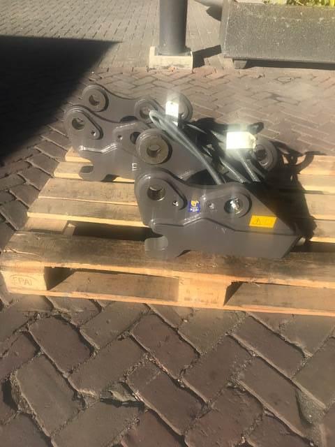 Lehnhoff Snelwissel Mecalac 8MCR Nieuw, Snelkoppelingen, Bouw