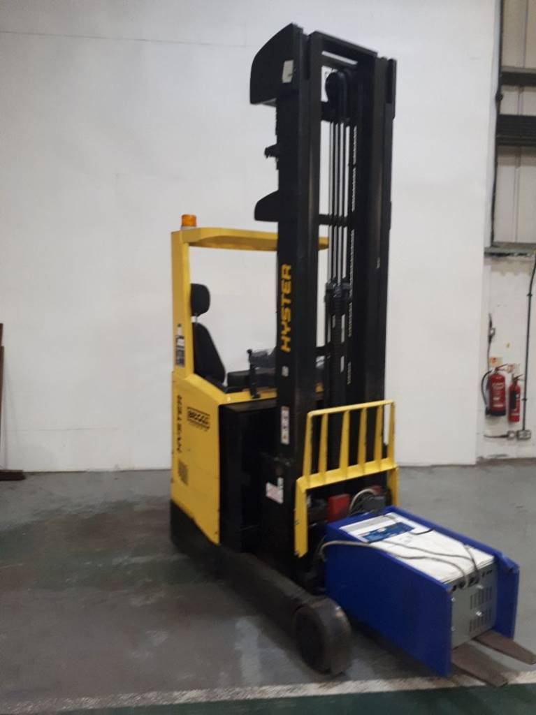 Hyster R1.6N, Reach Trucks, Material Handling