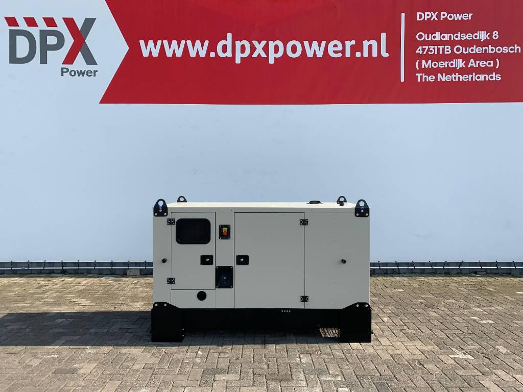 Perkins 1103A-33T - 50 kVA Generator - DPX-17653, Diesel generatoren, Bouw