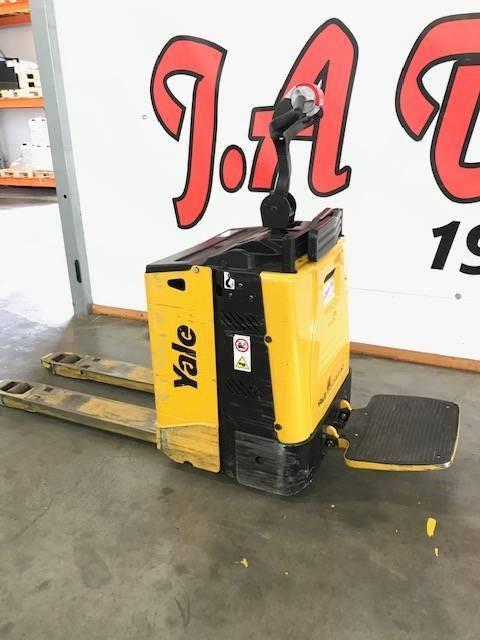 Yale MP20X, Low lifter with platform, Material Handling