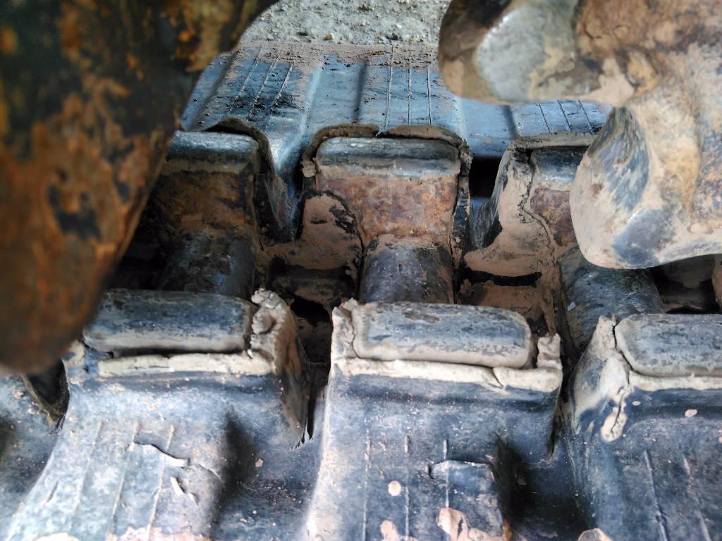 Doosan DX 55, Mini excavators < 7t (Mini diggers), Construction