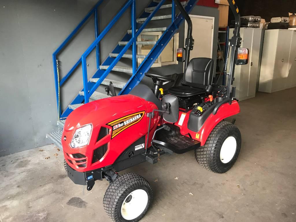 Shibaura SX 25, Tractoren, Landbouw
