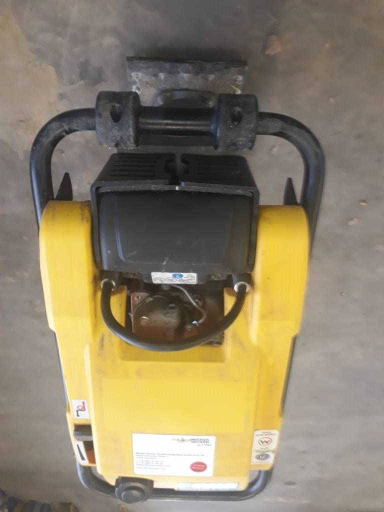 Wacker Neuson DS70Y 13 in, Vibratory Rammers, Products