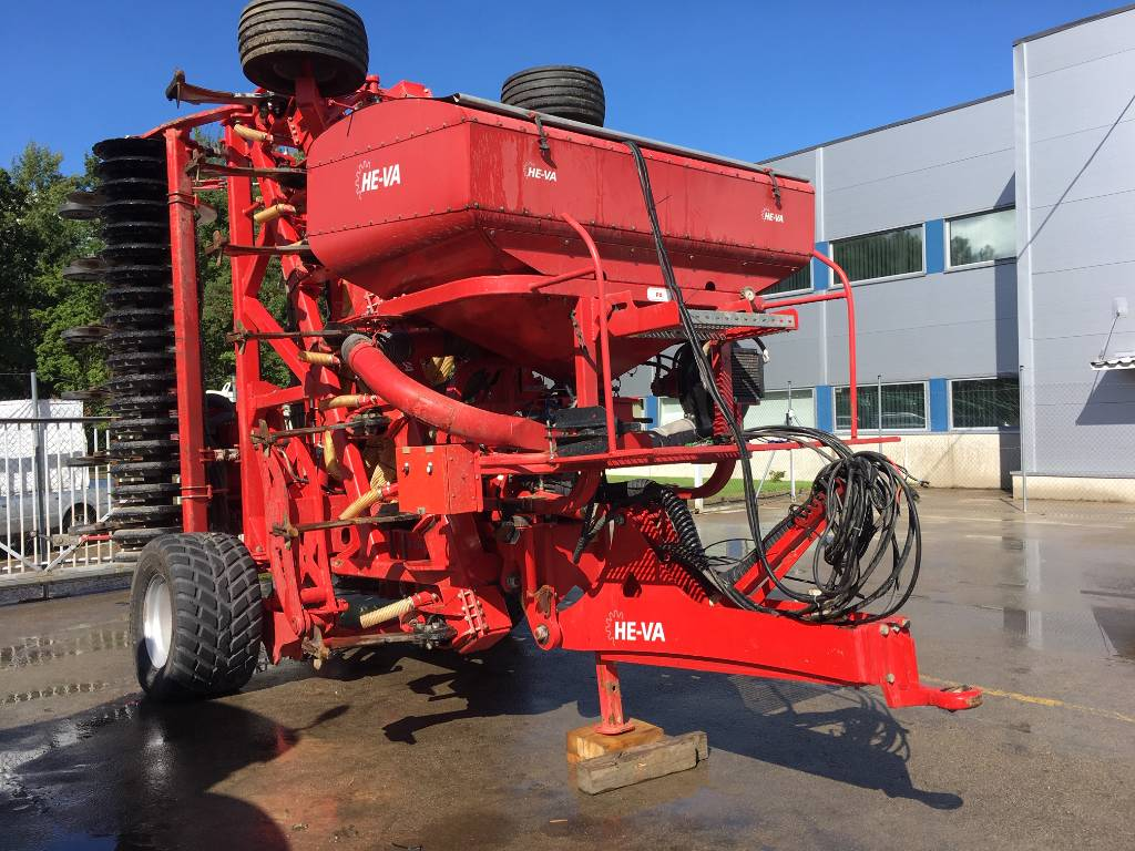 He-Va Sub-Tiller, Conventional ploughs, Agriculture
