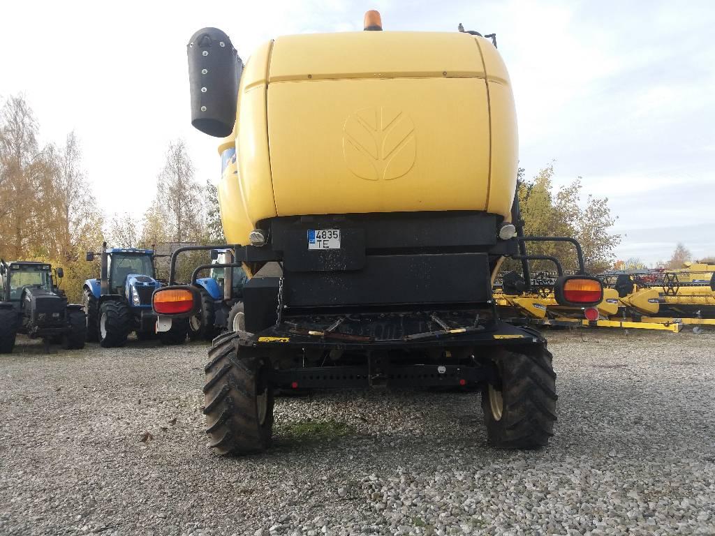 New Holland CX 5080, Kombainid, Põllumajandus
