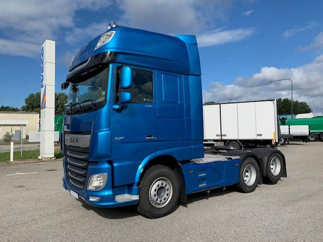 DAF XF FTS 530, Conventional Trucks / Tractor Trucks, Trucks and Trailers