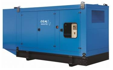 CGM e300VO - 330 Kva Volvo Stage IIIA / CCR2 generator, Diesel generatoren, Bouw