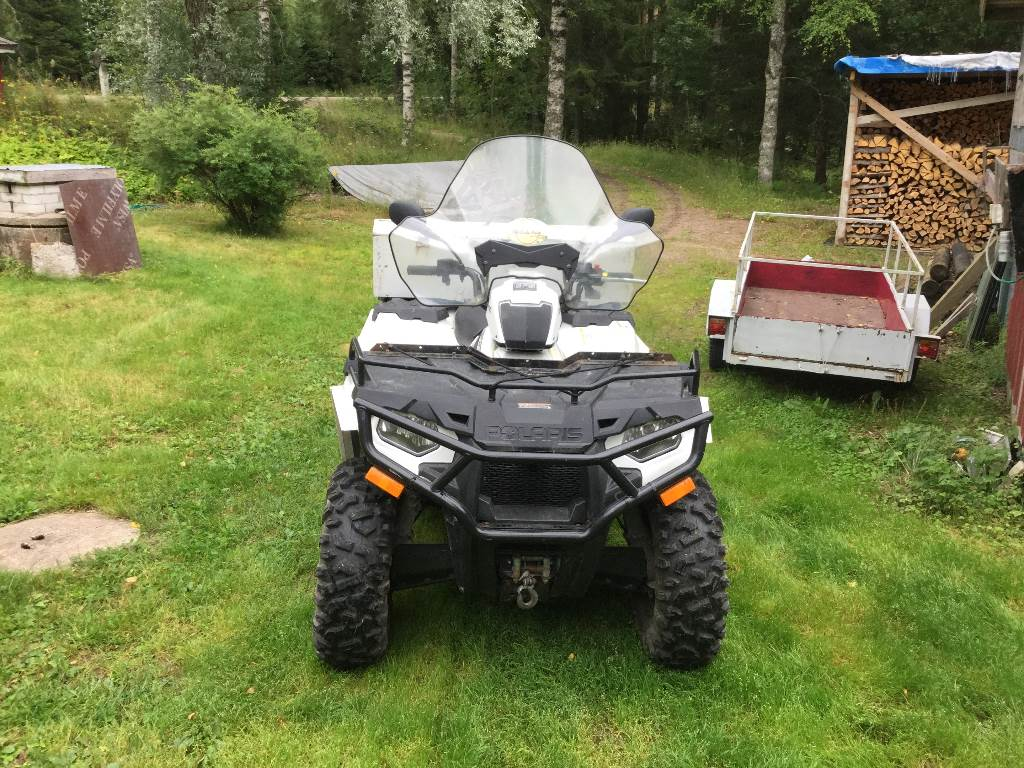 Polaris SPORTSMAN 570, Other agricultural machines, Agriculture