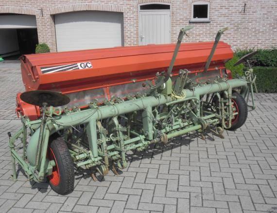 Kuhn Nodet zaaimachine, Zaaimachines, Landbouw