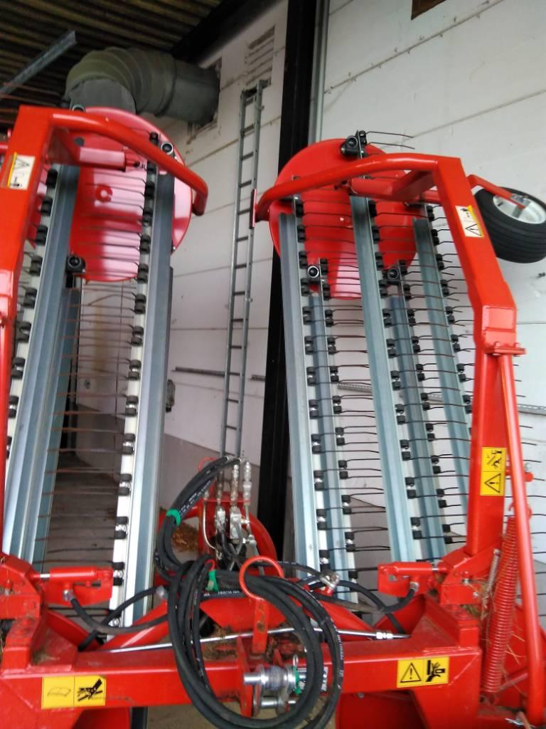 Repossi 6000 FP Big strängläggare, front eller bakmonterad, Strängläggare, Lantbruk