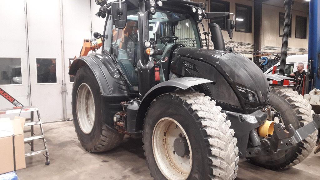Valtra N154E, Traktorer, Lantbruk