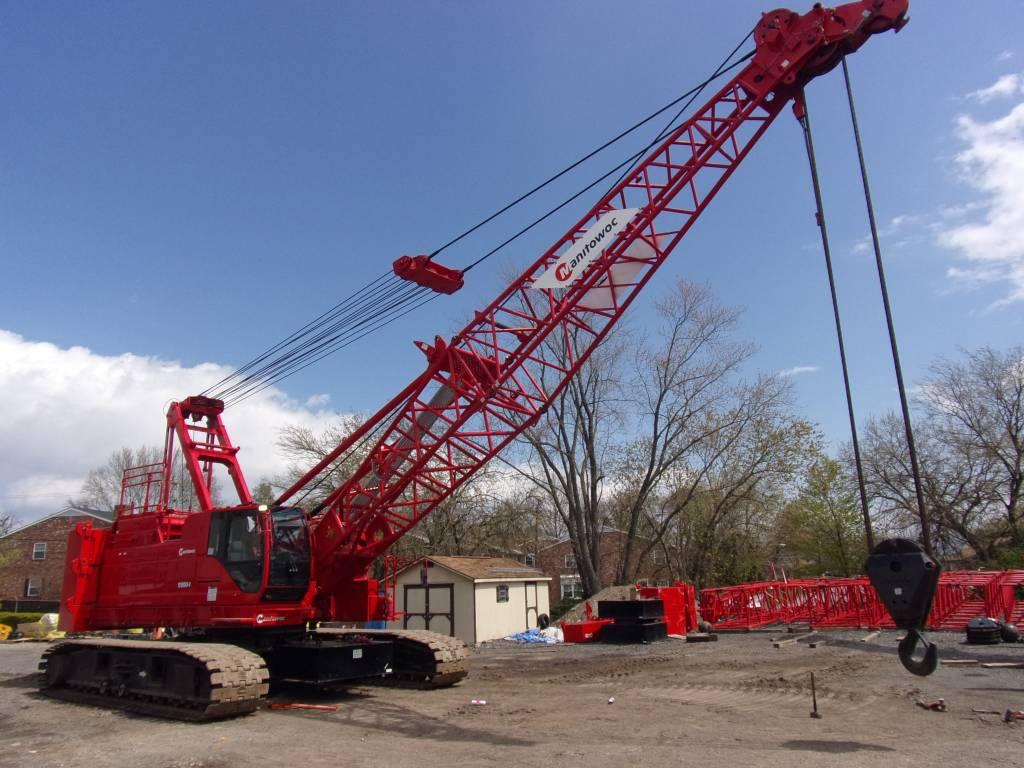 Manitowoc 11000-1, Crane Parts and Equipment, Construction Equipment